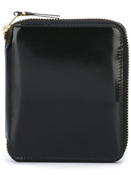 Comme Des Garcons Wallet 'Mirror Inside' Wallet Black