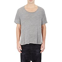R 13 R13 Men's Lukas T Shirt Dark Grey