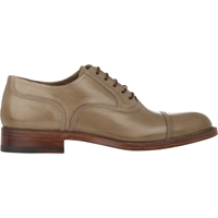 Sartore Cap Toe Oxfords Light Gray