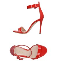 Lerre Sandals Red