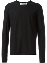 Individual Sentiments Long Sleeved T Shirt Black