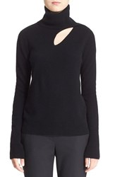 A.L.C. Women's A.L.C 'Billy' Cutout Wool And Cashmere Turtleneck Sweater