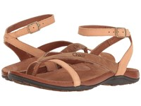 Chaco Sofia Toasted Brown Women's Shoes Taupe