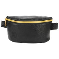 Mi Pac Tumbled Bum Bag Black