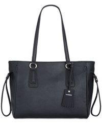 Giani Bernini Kilty Tote Only At Macy's Black