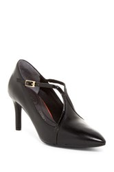Rockport T Strap Pump Wide Width Available Black