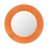 Kartell All Saints Mirror Tangerine