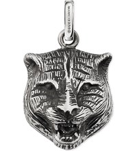 Gucci Cat Sterling Silver Charm