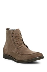 Andrew Marc New York Borden Boot Gray