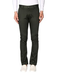 Volcom Trousers Casual Trousers Dark Green