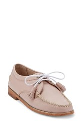 G.H. Bass Women's And Co. 'Winnie' Leather Oxford Blush Pink Leather