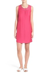 Women's Vineyard Vines Embellished Jacquard Shift Dress