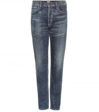 Citizens Of Humanity Corey Slouchy Slim Jeans Blue