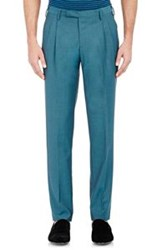 Boglioli Worsted Trousers Green