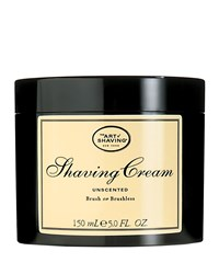 Brush Or Brushless Shaving Cream Unscented The Art Of Shaving