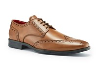 Skopes Brogue Shoes Tan