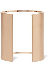 Kenneth Jay Lane Gold Plated Cuff One Size
