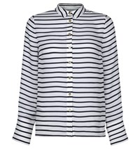 Hobbs Monica Shirt Blue