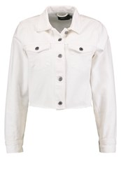 Dr. Denim Dr.Denim Jeanie Jacket White White Denim