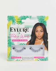 Eylure Lashes X Jordyn Woods Beach Please Black