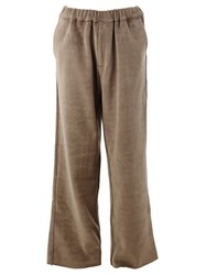 L'eclaireur 'Shigoto' Straight Trousers Green