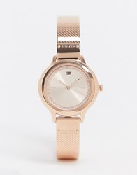 Tommy Hilfiger 1781911 Rose Gold Watch