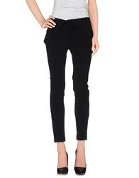 Plein Sud Jeans Plein Sud Trousers Casual Trousers Women Black