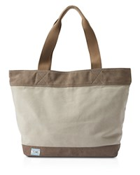 Toms Gray Canvas Transport Tote Grey