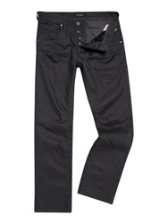 Jack And Jones Loose Fit Coated Jeans Grey