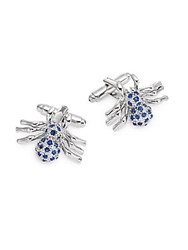 Saks Fifth Avenue Spider Cuff Links No Color