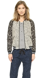 Maison Scotch Baseball Jacket Multi