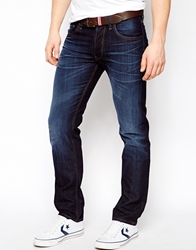 Lee Jeans Daren Regular Slim Fit Strong Hand Stretch Stronghand