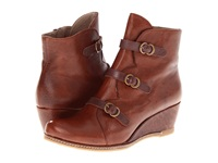 Eric Michael Lena Brown Women's Zip Boots