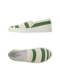 Jucca Footwear Low Tops And Trainers Women Green