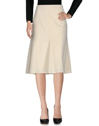 Martinelli 3 4 Length Skirts Ivory