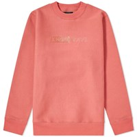 Know Wave Tbt Crew Sweat Pink