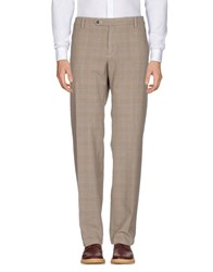 Jey Coleman Cole Man Casual Pants Brown
