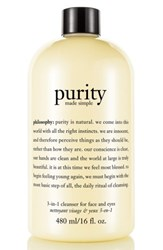 Philosophy 'Purity Made Simple' One Step Facial Cleanser