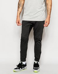 Pull And Bear Pullandbear Joggers With Zip Cuff Detail Grey