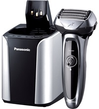 Panasonic 5 Blade Wet Dry Shaver With Cleaning And Charging System