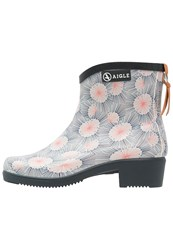 Aigle Miss Juliette Wellies Marine Chloe Dark Blue
