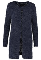 Taifun Cardigan Deep Blue Dark Blue