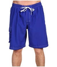 Tyr Challenger Trunk Royal Men's Swimwear Navy