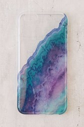 Urban Outfitters Celestial Teal Iphone 6 6S Case Turquoise