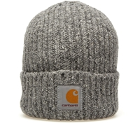 Carhartt Anglistic Beanie Dark Grey Heather