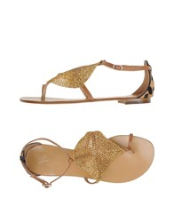 Lola Cruz Footwear Thong Sandals Women