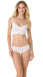 Cosabella Never Say Never Sweetie Soft Bra White