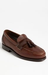 Neil M 'Fairbanks' Tassel Loafer Walnut