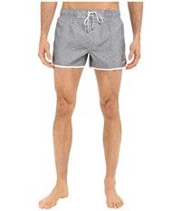 2Xist Jogger Heather Grey White Men's Swimwear Gray