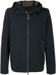 Rrd Hooded Style Jacket Blue